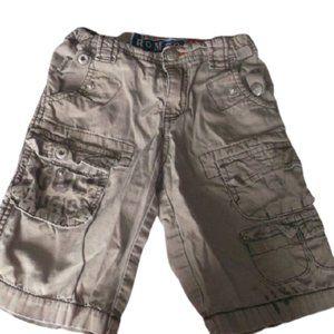 Romeo & Juliette Beige Khaki Shorts Boys Size 5